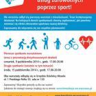 Warsztaty  - sport w dzielnicach